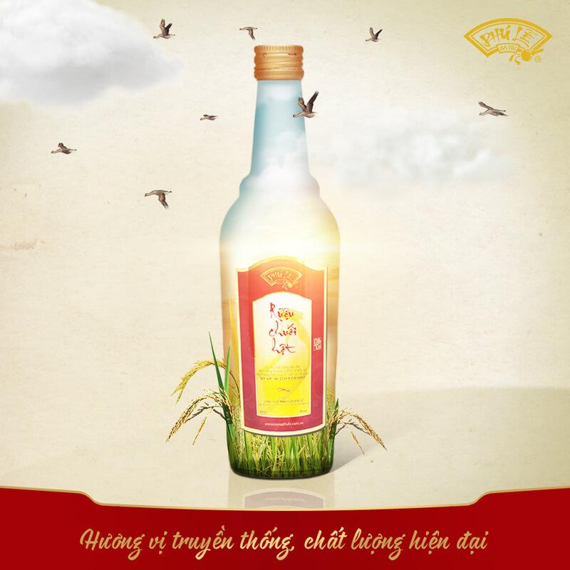 rượu Phú Lễ được xem là loại rượu ngon bổ rẻ