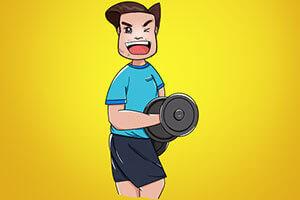 Thanh niên có nên tập thể thao?