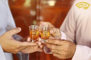 Uống rượu không có hại nếu biết uống đúng cách